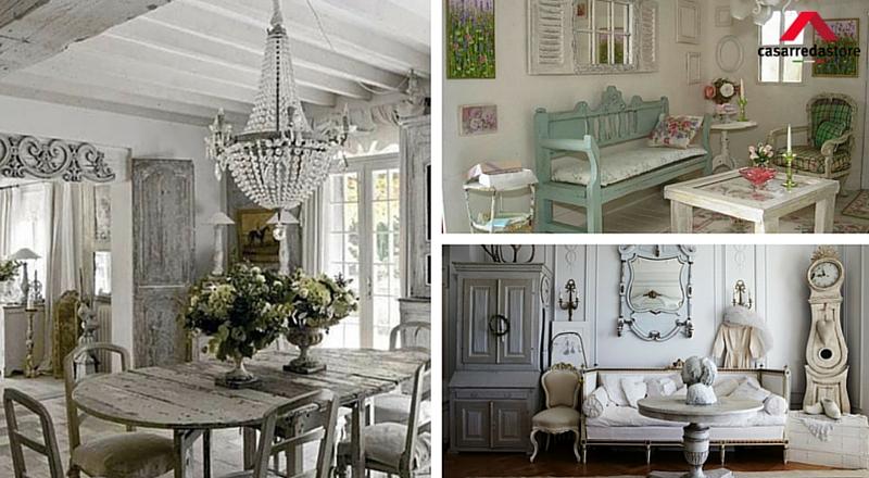 Come arredare casa in stile shabby chic ecco i consigli foto casarreda - Arredare casa shabby ...