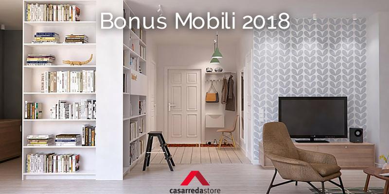 Bonus Mobili 2018: come funziona?